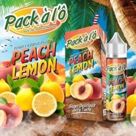 Peach Lemon 50ml Pack à l'Ô