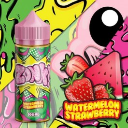 Watermelon Strawberry 100ml Zonk! by Juice Man's