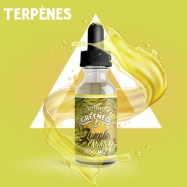 Banana 10ml Jungle by Greeneo