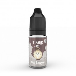 Mr Brown 10ml Timer Hit by e.Tasty (10 pièces)