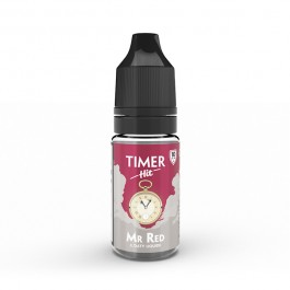 Mr Red 10ml Timer Hit by e.Tasty (10 pièces)