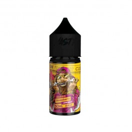 Concentré Mango Strawberry 30ml Cush Man by Nasty Juice (5 pièces)