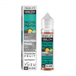 Passion Fruit Raspberry Yuzu 50ml Pachamama Line by Charlie's Chalk Dust