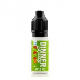 Apple Pie 10ml Dinner Lady (10 pièces)