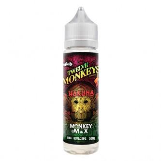 Hakuna 50ml Monkey Mix by Twelve Monkeys