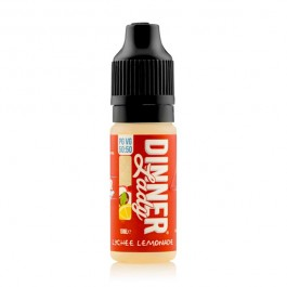 Lychee Lemonade 10ml Summer Holidays by Dinner Lady (10 pièces)