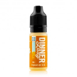 Mango Lemonade 10ml Summer Holidays by Dinner Lady (10 pièces)
