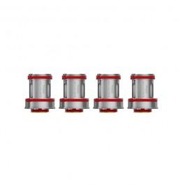 Résistances pour Crown 4 (0.4ohm) Uwell (4 pièces)
