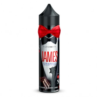 James 50ml Vape Party by Swoke