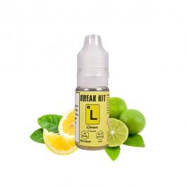 Limon 10ml Break Hit (sel de nicotine)