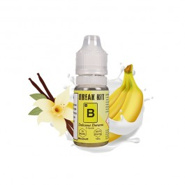 Delicious Banana 10ml Break Hit (sel de nicotine)