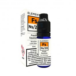 Fresh Squeeze 10ml Nic Salts by Element