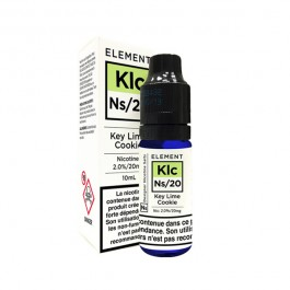 Key Lime Cookie 10ml Nic Salts by Element