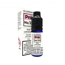 Pink Lemonade 10ml Nic Salts by Element