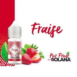 Fraise 20ml Pur Fruit by Solana