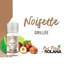 Noisette grillée 20ml Pur Fruit by Solana