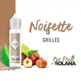 Noisette grillée 50ml Pur Fruit by Solana