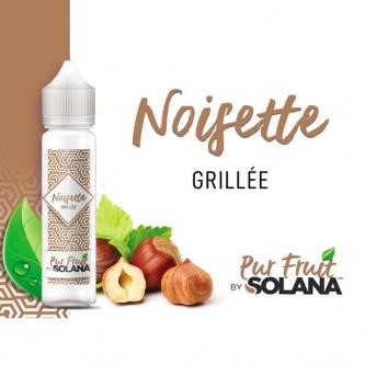 Noisette grillée 50ml Pur Fruit by Solana