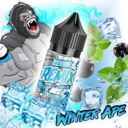 Concentré Winter Ape - Snowking 30ml Swag Juice (5 pièces)