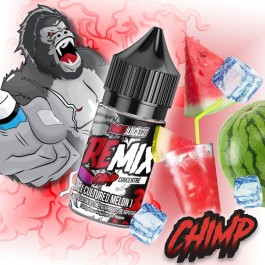 Concentré Chimp - Cultured Melon 30ml Swag Remix by Swag Juice (5 pièces)