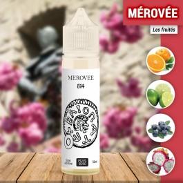 Liquide Mérovée 50 ml 814