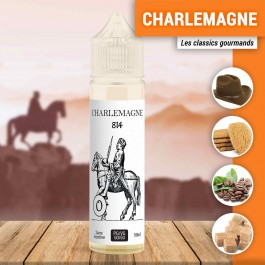 Liquide Charlemagne 50 ml 814