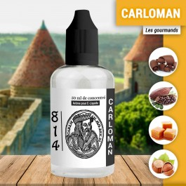 Arôme Concentré Carloman 50 ml 814 (5 pièces)
