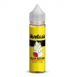 Strawberry Killer Kustard 50ml Vapetasia