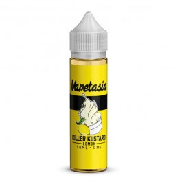 Killer Kustard Lemon 50ml Vapetasia