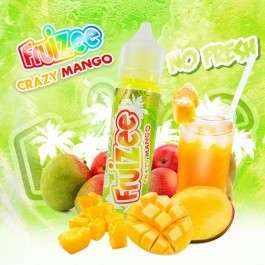 Crazy Mango 50ml Fruizee