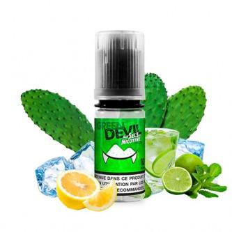 Green Devil Salt TPD FRA 10ml AVAP (10 pièces)