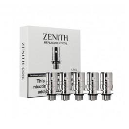 Résistances Plex3D pour Zenith / Zlide (0.48ohm) Innokin (5 pièces)