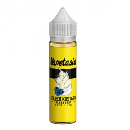 Killer Kustard Blueberry 50ml Vapetasia