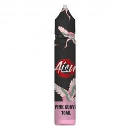 Pink Guava 10ml Aisu Nic Salts by Zap Juice
