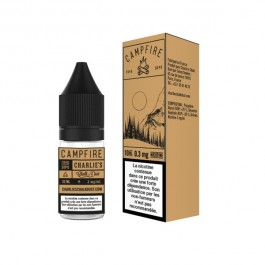 Campfire 10ml Back Campfire Line by Charlie's Chalk Dust (10 pièces)