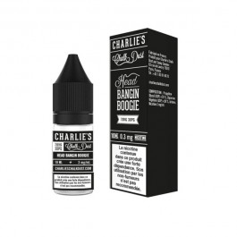 Head Bangin Boogie 10ml Black Label by Charlie's Chalk Dust (10 pièces)