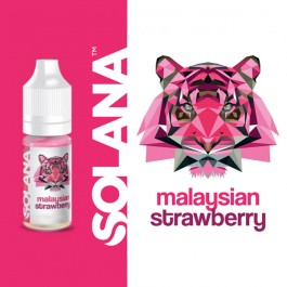Malaysian Strawberry 10ml Solana (10 pièces)