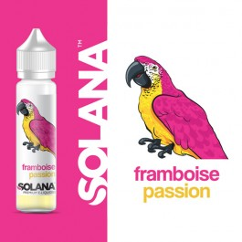 Framboise Passion 50ml Solana