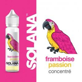 Concentré Framboise Passion 60ml Solana