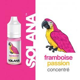 Concentré Framboise Passion 10ml Solana (10 pièces)