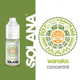 Concentré Wanaka 10ml Solana (10 pièces)