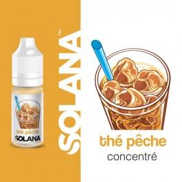 Concentré Thé Pêche 10ml Solana (10 pièces)