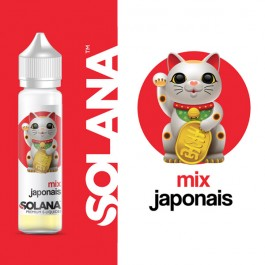 Mix Japonais 50ml Solana