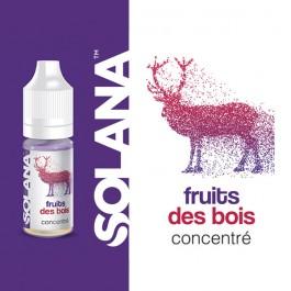Concentré Fruits des bois 10ml Solana (10 pièces)