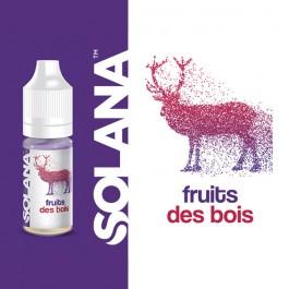 Fruits des bois 10ml Solana (10 pièces)