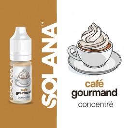 Concentré Café Gourmand 10ml Solana (10 pièces)