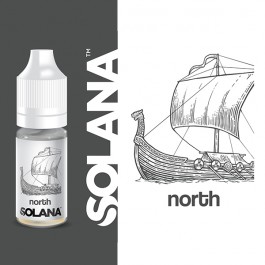 North Tobacco 10ml Solana (10 pièces)