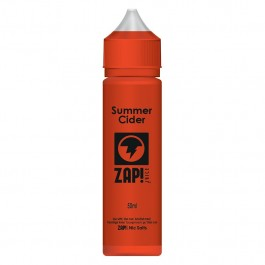 Summer Cider 50ml Zap Juice