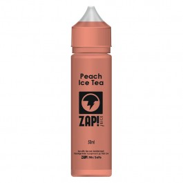 Peach Ice Tea 50ml Zap Juice