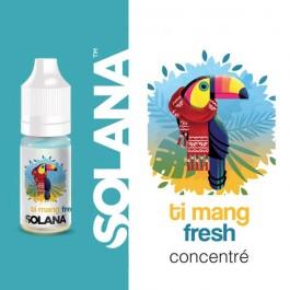 Concentré Ti Mang Fresh 10ml Solana (10 pièces)